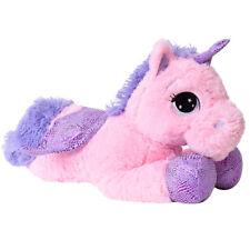 Einhorn Kuscheltier Plüscheinhorn Pferd Plüschtier Unicorn Stofftier 45cm Pink