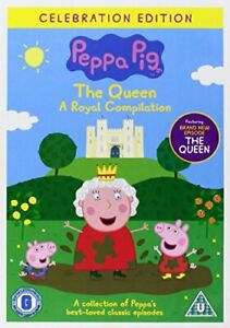 Peppa Pig: The Queen Royal Compilation [Volume 17] [DVD][Region 2]