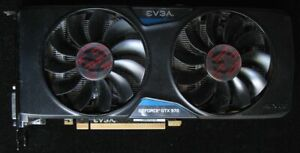 EVGA Geforce GTX 970 SC (SuperClocked) 4gb GDDR5