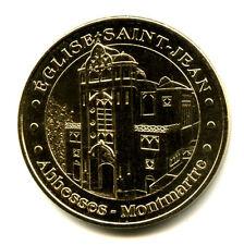 75018 Montmartre, Eglise Saint-Jean des Abbesses, 2013, Monnaie de Paris