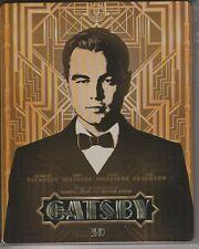 The Great Gatsby Blu Ray Steelbook