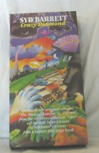 SYD BARRETT - Crazy Diamond Box Set (1993)  SYDBOX1  PINK FLOYD