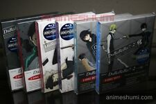 Durarara!! x 2 Vol. 1,2,3,4,5 & 6 (LIMITED EDITION) Anime Blu-ray Bundle R1