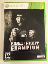 Fight Night Champion - Xbox 360 - Replacement Case - No Game