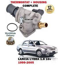 Pour LANCIA LYBRA 1.8 16 V 131BHP + ALFA ROMEO 2002 - > Nouveau Thermostat + Housing Kit