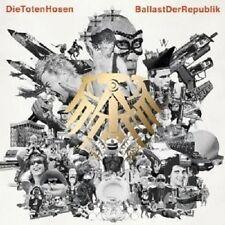 DIE TOTEN HOSEN - BALLAST DER REPUBLIK  CD NEW+
