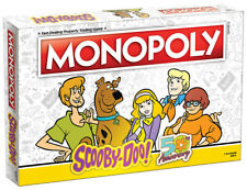 Scooby-Doo MONOPOLY®  8+ 2-6 players 60+ minutes