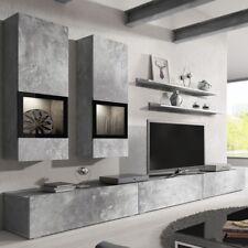 Wall Unit BAROS 10 RTV Cabinet Hanging Display Cabinets Shelves New