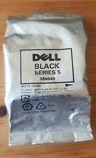 Dell Series 5 Print Cartridge Black sealed M4640