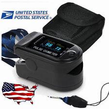 FDA Contec CMS50D OLED Pulse oximeter Fingertip SPO2 PR sensor heart monitor,USA