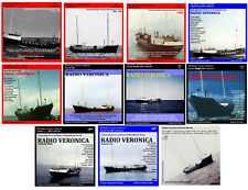 More details for pirate radio veronica vols 1,2,3,4,5,6,7,8,9,10,11 free ukshipping listen in car