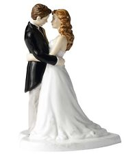 Royal Doulton Our Wedding Day Cake Topper Pretty Ladies Bridal Figurine 5037 New