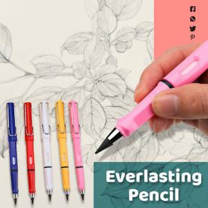 Multi-purpose Inkless Pencil Removable Pen Nib Everlasting Pencil Signing Pen