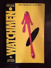 Watchmen by Alan Moore (1995, Paperback, Revised)