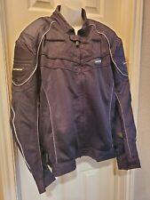 Tourmaster Intake Series 2-Mens Motorcycle Jacket /Black Size XXL 48