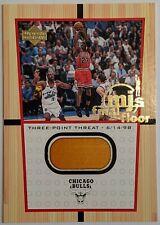 Upper Deck MICHAEL JORDAN * MJ's FINAL FLOOR Card FF4