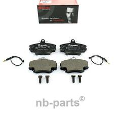 Brembo Brake Pads Shoes Front Renault Clio I II Espace I Megane Twingo Cn