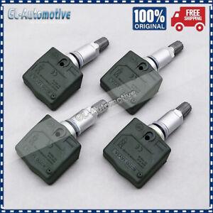 4x Tire Pressure Sensor TPMS 40700-1AY1A For Nissan Altima Frontier Sentra Titan