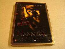 2-DISC  METAL CASE DVD / HANNIBAL RISING ( THOMAS HARRIS )
