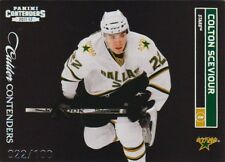 11-12 Panini Contenders GOLD xx/100 Made! Colton SCEVIOUR #166 - Stars