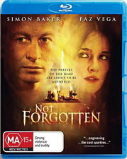 Not Forgotten - Thriller - NEW Blu-Ray