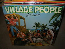 VILLAGE PEOPLE go west ( pop ) - SEALED - record club -
