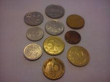 10 Monete Straniere (leggi descrizione)