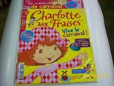 charlotte aux fraises 12 .... pochette ...