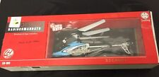 Remote controlled HELICOPTER Gyro Force 3.5 Channel RC Helicopter #nib
