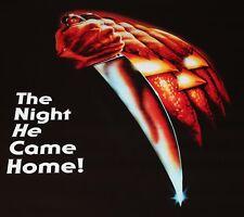 HALLOWEEN Movie Poster 27x40 - One Sided Print - John Carpenter - Horror - NM