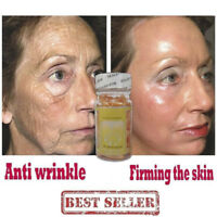 100% Hyaluronic Acid Facial Serum Skin Care Vitamin E Anti Aging Wrinkle Ageless