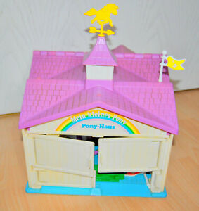 My Little Pony G1 Haus House Show Stable