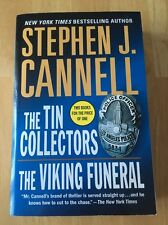 The Tin Collectors - The Viking Funeral Nos. 1-2 by Stephen J. Cannell (2005 pb)