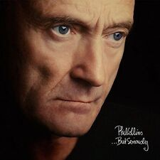 ...But Seriously [Deluxe] [Digipak] by Phil Collins (CD, Jun-2016, 2 Discs, Rhino (Label))