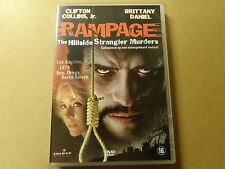 DVD / RAMPAGE ( CLIFTON COLLINS,JR. , BRITTANY DANIEL )