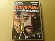 DVD / RAMPAGE ( CLIFTON COLLINS,JR. , BRITTANY DANIEL )