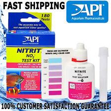API Aquarium Fish Tank Nitrite Test Kit NO2 Aqua Quality Fresh Water & Saltwater