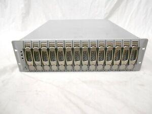 NEXSAN Sataboy 2 Storage 28TB SAN 14x 2TB SATA 1Gb iSCSI / 4Gb FC Fiber Channel