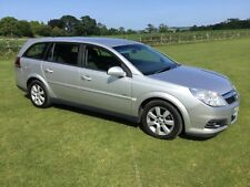 AUTOMATIC VAUXHALL VECTRA DESIGN CDTI ESTATE DIESEL 2007 AUTOMATIC
