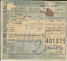 4 x  bulletins d'expédition de Colis postaux  - ( CI )    -  25-08-20