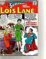 Superman's Girl Friend Lois Lane #  69  (DC 1966 )
