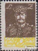 Mittellitauen 19A postfrisch 1920 Freimarken