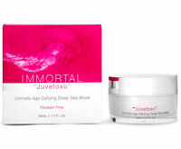 IMMORTAL ULTIMATE AGE DEFYING DEEP SEA MASK WITH JUVEFOXO JUVELEVEN ANTIAGE 50ML