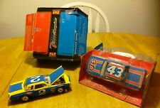 """Richard Petty and Dale Earnhardt Sr""""7 time Champions"""" (2) rare collectable cars"""