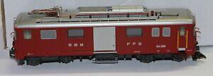 Roco, 69534, Gepäcktriebwagen De 4/4 1665 rot, DIGITAL für Märklin, SBB