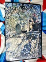 ORIGINAL  AUSTRALIAN ARMY  AN M113 COMMAND VEHICLE 46X22 cm EX KANGAROO 1992