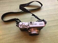 Fujifilm X series X100S 16.3MP Digital Camera - Silver