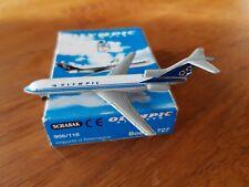 Schabak 1:600 Olympic Airways Boeing 727 OVP Flugzeugmodell