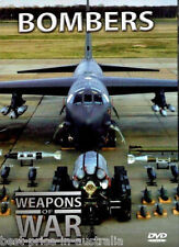 WEAPONS OF WAR - Bombers DVD + BOOK WORLD WAR TWO WWII Air Planes BRAND NEW R0