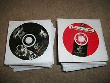 VIRTUA FIGHTER 3TB & METROPLIS STREET RACER - Sega Dreamcast (PAL/UK) DISCS ONLY